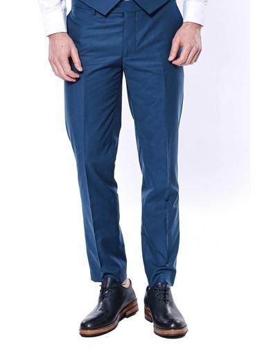 Wessi Klasik Pantolon Lacivert